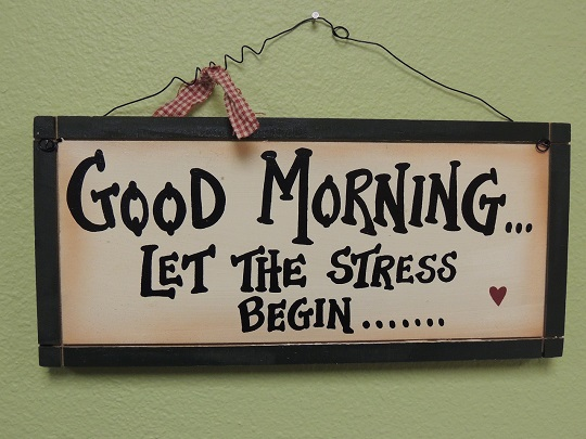 stop stress life
